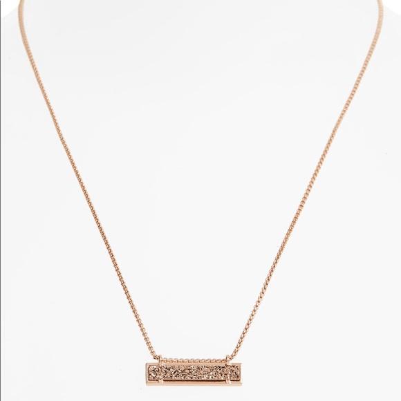 Kendra scott jewelry nwt rose gold leanor pendant necklace poshmark nwt kendra scott rose gold leanor pendant necklace aloadofball Image collections